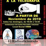 II Curso de CW Radioafición Pontevedra